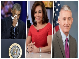Judge Pirro, Trey Gowdy - Barack Obama - Your Another BUM Get HELP Just Leave In Peace