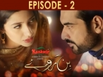 Bin Roye Episode 2 Full HD HUM TV Drama 9 October 2016